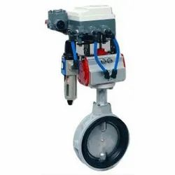 Automatic Pneumatic Actuated Valve