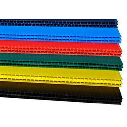 PP Corrugated Sunpack Sheet
