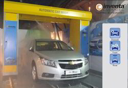 Touchless Automatic Car Wash System - JetWash