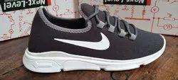 Black Mens Sports Shoes, Size: 6-10