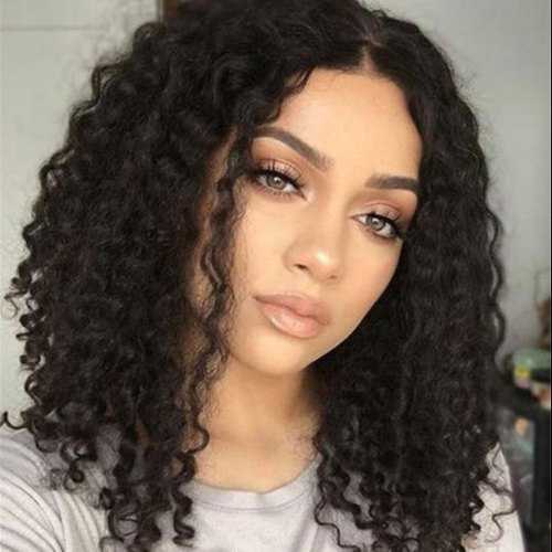 Khushi Enterprises Short Curly Hair Wig For Personal And Parlour Rs 65 Piece Id 20580461548
