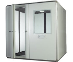 Steel Sound Proof Booth
