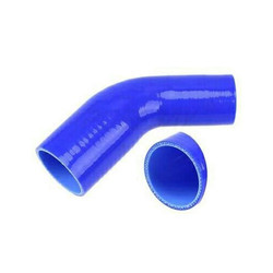 45 Degree Silicone Hose