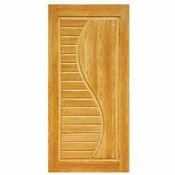 81x36 Inch Wooden Hinged Door