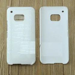White Plastic HTC One M9 3D Sublimation Phone Cases