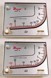 Mark II Model 41-60MM Dwyer Manometer 0-60 MM