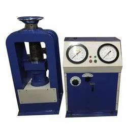 Compressor Testing Machine 200 Channel Model With 2 Pressure Gauge