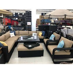 8 Seater Commercial Sofa Set