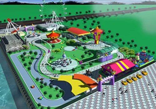 Amusement Park Designing Service