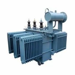 3.6MVA Three Phase Oil Cooled Furnace Transformer