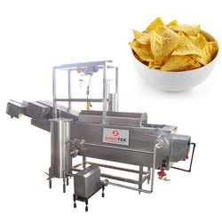 Tortilla Chips Continuous Fryer