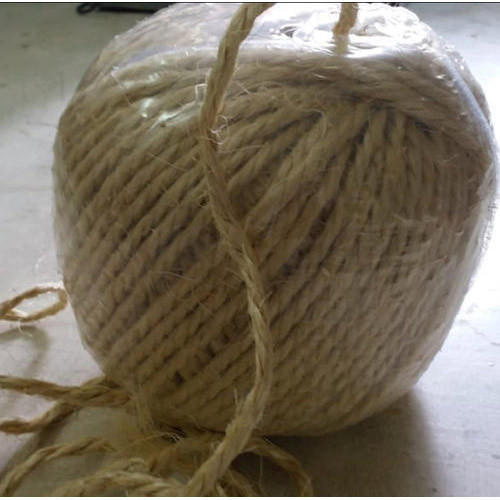 Natural Sisal Ball, Victory International | ID: 9873464773