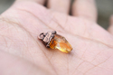 Citrine Rough Stone Pendant