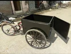 Front Loading Cycle Rickshaw
