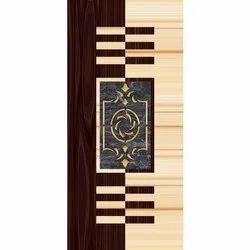 Modern PVC Wooden Door