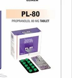 Propranolo 80 Mg Tablet