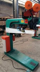 PLC Corrugated Box Stitching Machine