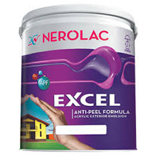 Nerolac Excel Anti - Peel Paint, Packaging Size: 1 Litre