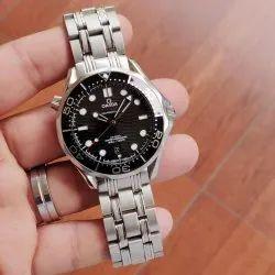 Omega Seamaster Full Steel Watch