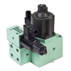 Proportional Electro-Hydraulic Flow Control Valve