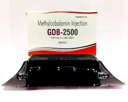 Methylcobalamin 2500 mg Injection