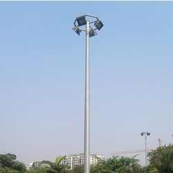 AC LED High Mast 50w
