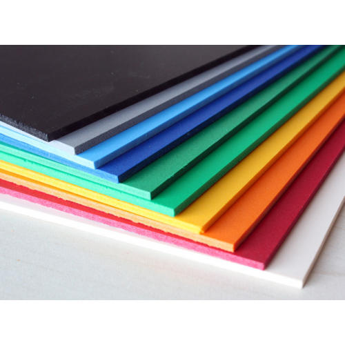 Multicolor Coloured Foam Sheets Thickness 1 7 Mm Rs 120