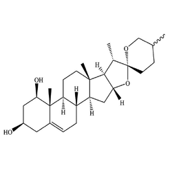 Ruscogenin Chemical