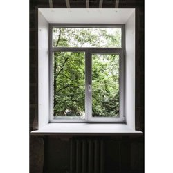 Aluminium Hinged Window, Size/Dimension: 3x4 Feet