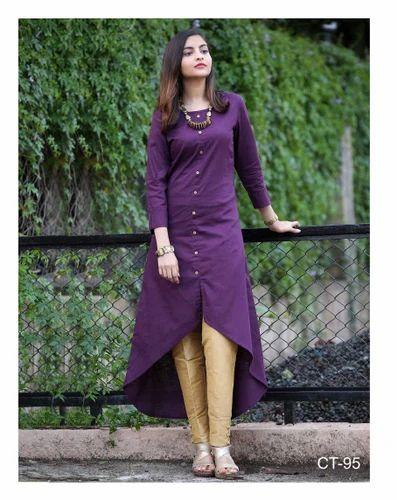 ab62e0ca3f Silk Party Wear Kurti, Rs 585 /piece, Silk India International ...