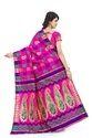 Banarasi Silk Saree with Cotton Blouse