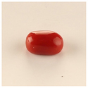 Natural Red Coral Gemstone