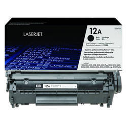 HP 12A Black Original Laser Jet Toner Cartridge original