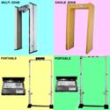 Portable Door Frame Metal Detector-Ultra - SM-2512