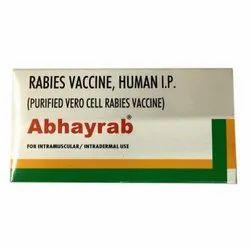 Rabies Vaccine (Abhayrab)