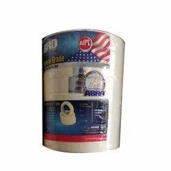40 Metre White ABRO Self Adhesive Tapes