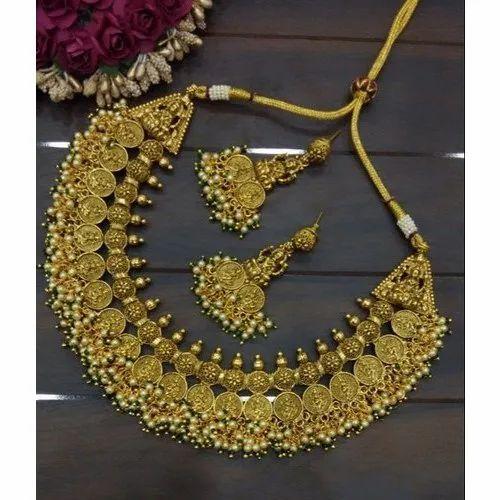 Baj Designer Imitation Jewellery Rs 850 Set Bhagyalaxmi Art Id 17663530455