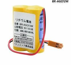 Panasonic Lithium Battery BR-AGCF2W 6V A98L-0031-0011L