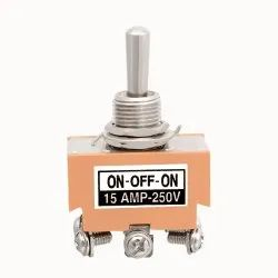 DPDT Center Off Toggle Switch