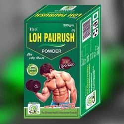 Heal Loh Paurush Weight Gainer Powder, Packaging Size: 500gm