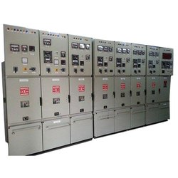 Mild Steel HT And LT Control Panel for PLC Automation, IP Rating: IP40