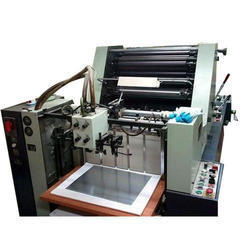 Automatic Single Color Printing Machine