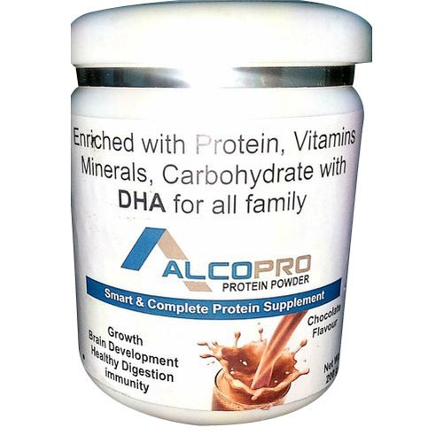 Alco Pro Protein Powder, Packaging Type: Plastic Container