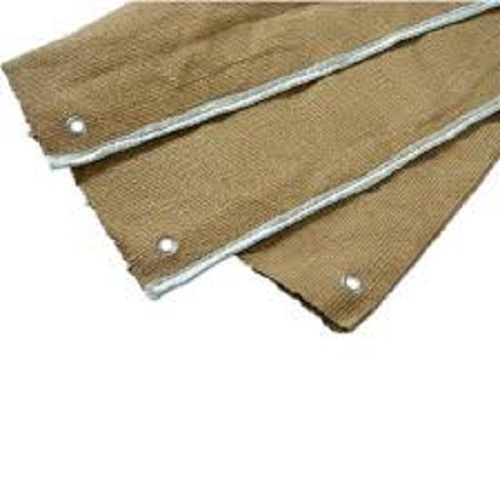 Vermiculite Coated Ceramic Cloth