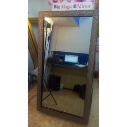 Big Magic Mirror Photo Booth