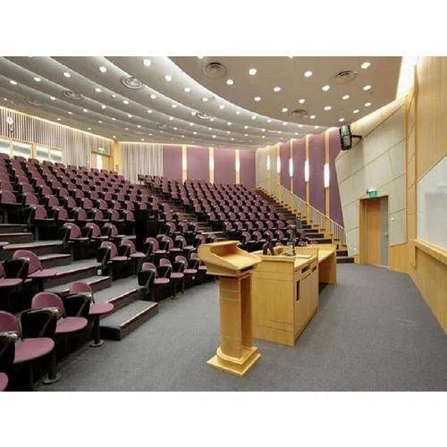 College Interior Designing Services