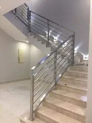 Steel Railing, for Construction