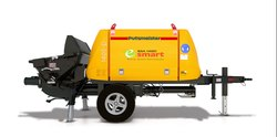 Truck Mounted Concrete Pump Rental Service