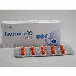 Isotroin Capsules