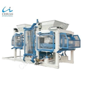 Blue Hydraulic Brick Making Machine
